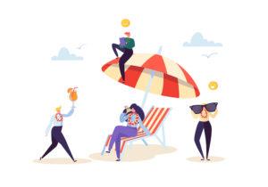 リゾートバイトに行く前に知りたい5つの注意点と3つの対策方法【稼げるけど要注意】